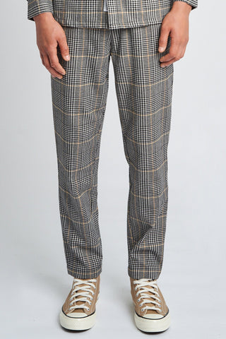CARSON CHECK TROUSER Native Youth