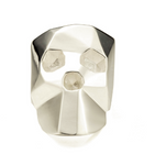 SKULLZ - RING - 925 STERLING SILVER