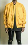 hero bomber v / black + yellow