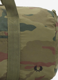 Camouflage Barrel Bag