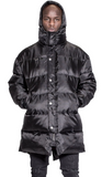 Kollar Clothing Longline Puffer Coat