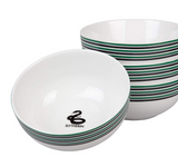 HP HOGWARTS DINNER SET SLYTHERIN