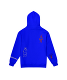 KidSuper Super Sweatshirt Blue