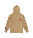 KidSuper Super Sweatshirt Tan