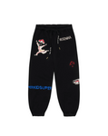 KidSuper Super Sweatpants Black