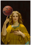 Basketball Lovers LAKERS Rcostardy