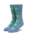 Green Buddy Sock Huf