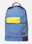 CHAZ BLOCK_COTTON TWILL SHELL BACK PACK