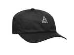Essential Logo 6 pannel Hat Blk Huf