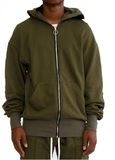 Everyday Track Jacket Olive