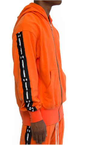 Everyday Track Jacket Orange