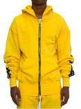 Everyday Track Jacket Yellow