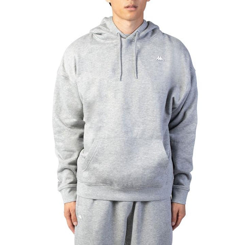 Kappa AUTHENTIC TALLY 2 HOODIE Gray