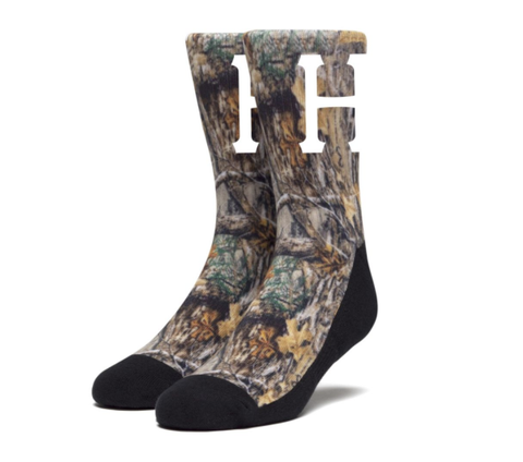 Digital Realtree Sock Huf