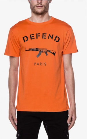 Paris Tee Orange