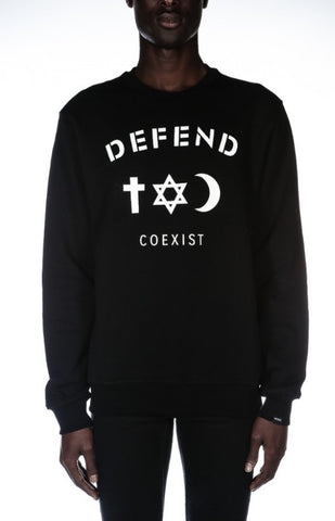 Coexist Crew Black