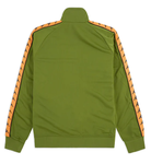 222 Banda Anniston Jacket Green Orange Kappa