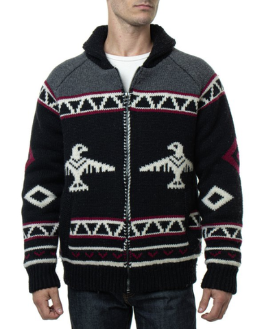 Schott NYC Phoenix Sweater Jacket