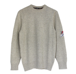 Embroidered Crewneck Sweater Benson