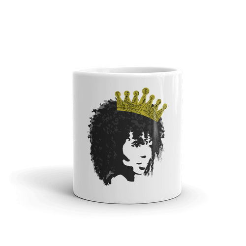To The Queens Mug