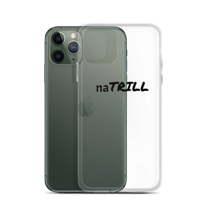naTRILL iPhone Case