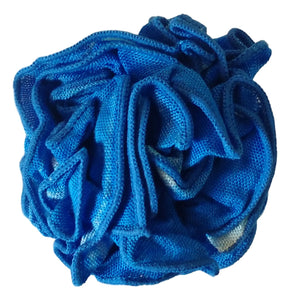Aloha Royale - Pin - Fabric Flower - Seashore - Blue