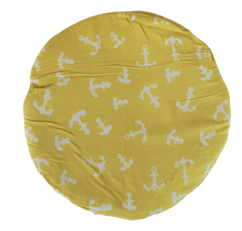 Galley World - Galley World Potato Pocket - Anchor - Yellow
