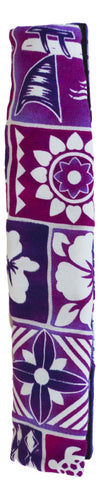 Galley World - Galley World Appliance Handle - Hawaiian Print - Purple