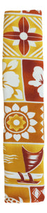 Galley World - Galley World Appliance Handle - Hawaiian Print - Gold