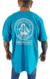 "Hawaiian Cartel - ""Homeland Security"" - T-Shirt"