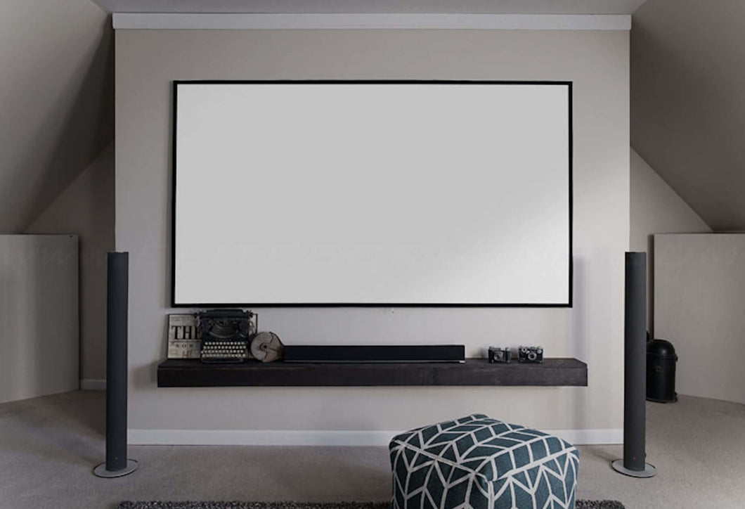 LOME™ BIG CINEMA REFLECTIVE PROJECTOR SCREEN