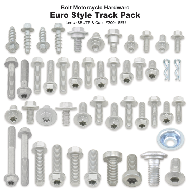 Euro Style Track Pack