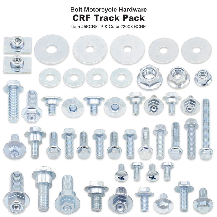 CR / CRF Track Pack