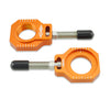 KTM Chain Adjuster Blocks