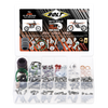 Two-Stroke Euro Style Pro Packs for KTM 50cc-300cc