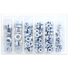 Hex Flange Nut Small Service Assortment & Refills