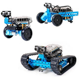 MBot Educational Robot Makeblock 90092 Bluetooth WIFI blau