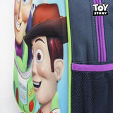 3D Child bag Toy Story Navy blue