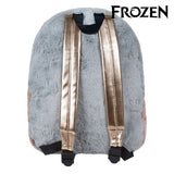 Casual Backpack Frozen 72784 Pink Grey