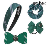 Hair accessories Slytherin Harry Potter Green (4 Pcs)