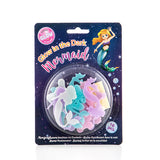 Junior Knows Fluorescent Mermaids(Pack of 16)