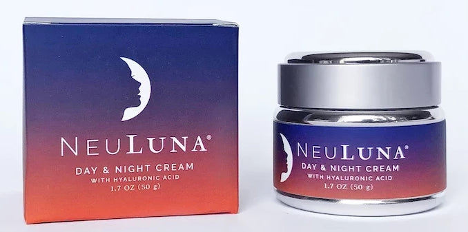 NeuLuna® Day & Night Cream with Hyaluronic Acid 1.7 oz (50 g)