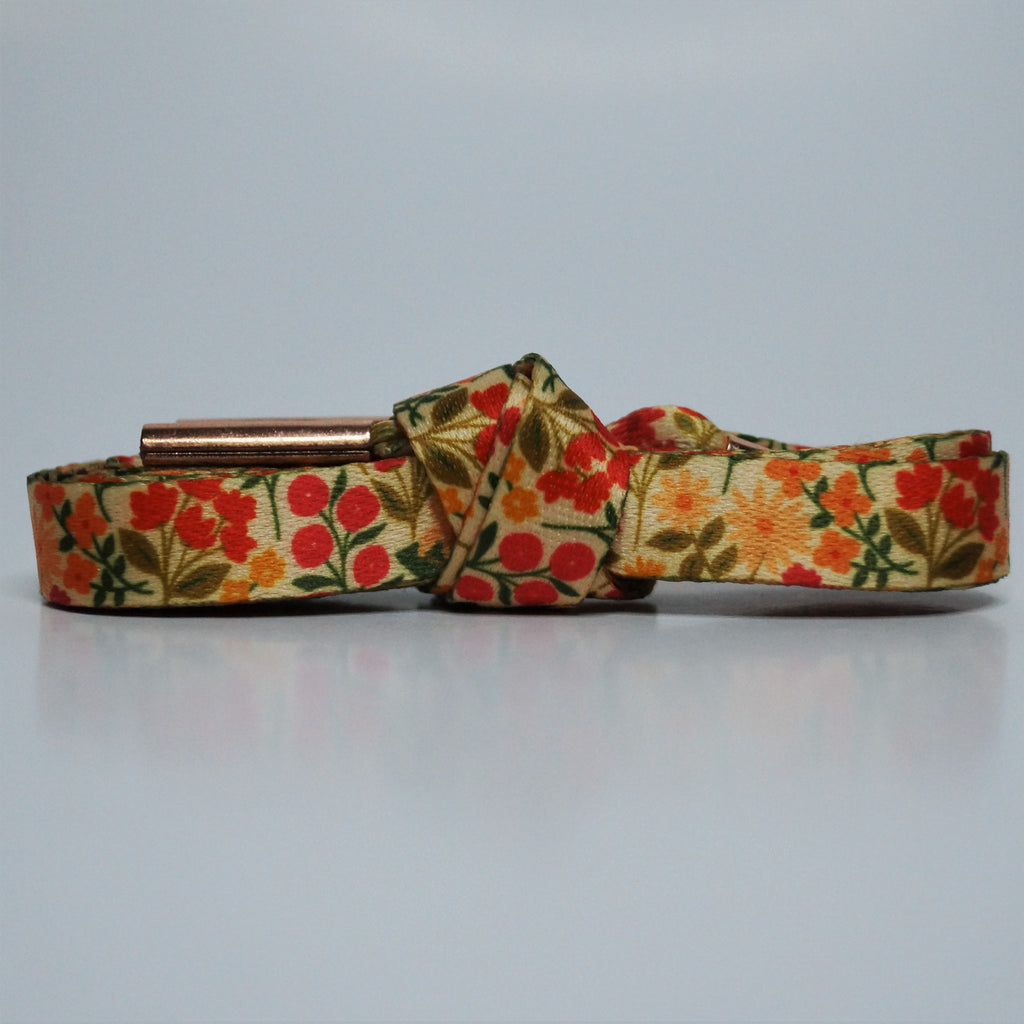 """Delilah"" - Floral Shoelaces"