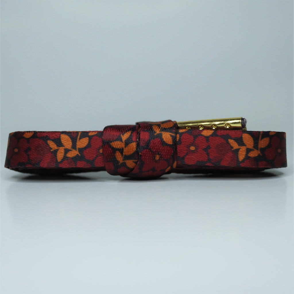 """Harlow"" - Floral Shoelaces"