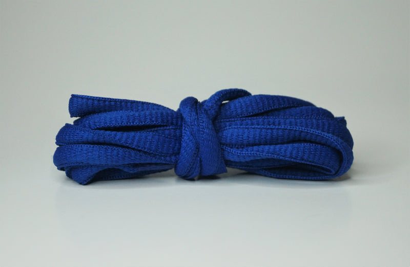 Royal Blue - Oval Laces