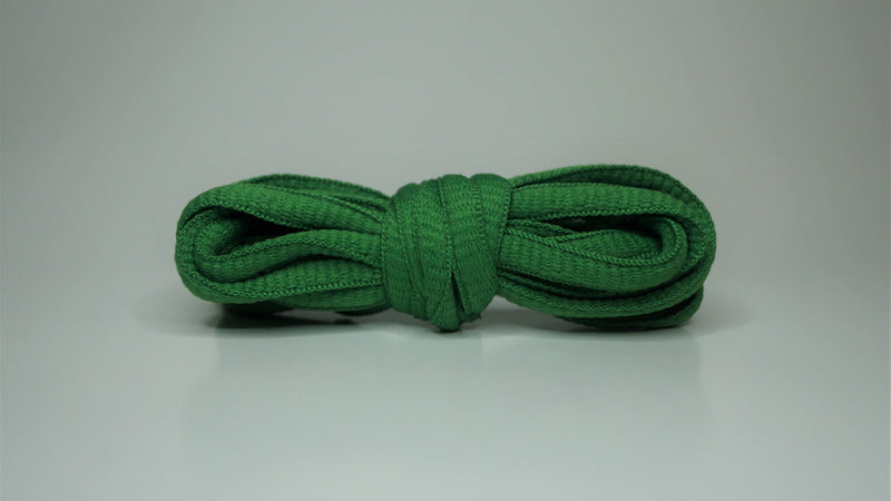 Evergreen - Oval Laces