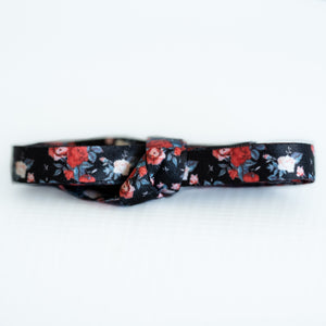 """Juliet"" - Floral Shoelaces"