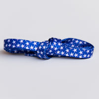 """Scout"" - Star Shoelaces"