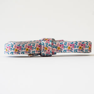 """Ava"" - Floral Shoelaces"