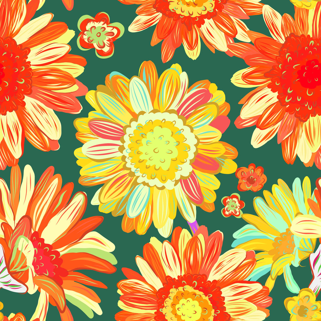 """Daisy"" - Floral Shoelaces"